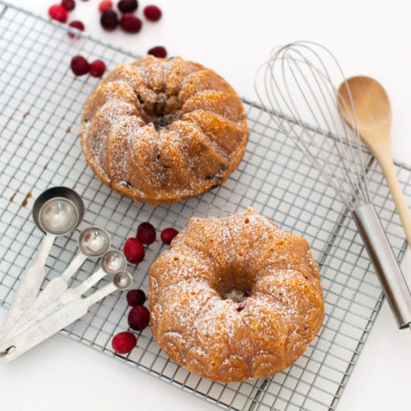 Bundt Cake Baking Party