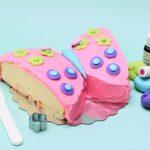 Butterlfy Cake small
