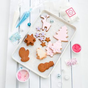 Holiday Cookie Making Set