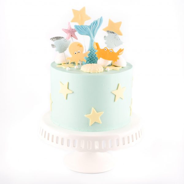 Sea Story Cake