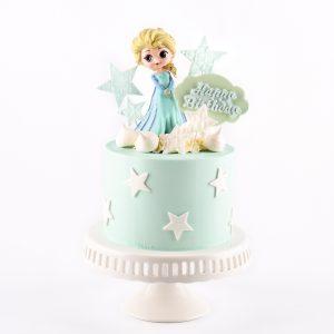 Frozen - Elsa Cake