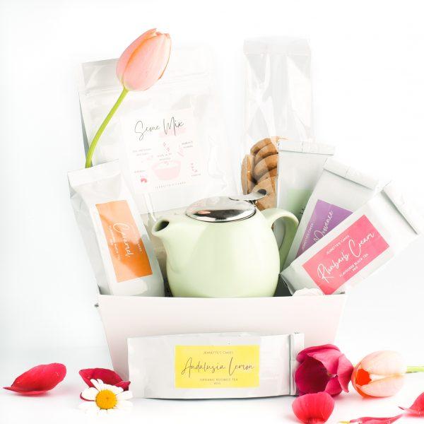 Tea Gift Basket
